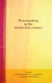 Cover of: Peacemaking In The Twentyfirst Century