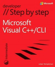 Cover of: Microsoft Visual Ccli Step By Step