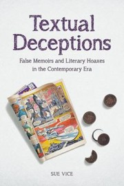 Cover of: TEXTUAL DECEPTIONS