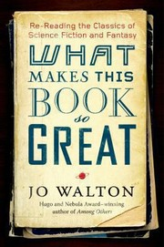 Cover of: What Makes This Book So Great