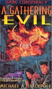 Cover of: A Gathering Evil (Dark Conspiracy) | Michael A. Stackpole