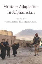 Cover of: Military Adaptation In Afghanistan