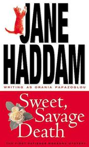 Cover of: Sweet, Savage Death