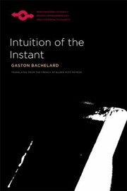 Cover of: Intuition Of The Instant