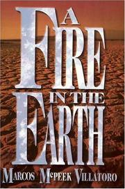 Cover of: A fire in the earth