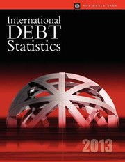 Cover of: International Debt Statistics 2013