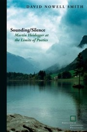 Cover of: SoundingSilence