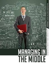 Cover of: Managing In The Middle The Librarians Handbook