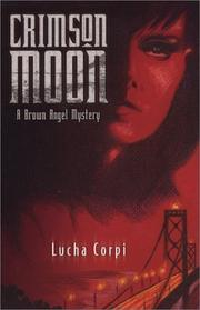 Cover of: Crimson moon: a Brown Angel mystery
