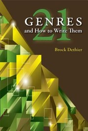 Cover of: TwentyOne Genres and How to Write Them