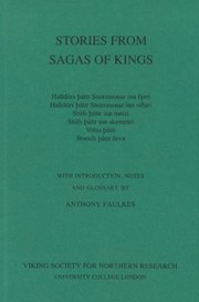 Cover of: Stories From Sagas Of Kings