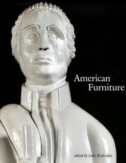 Cover of: American Furniture 2012