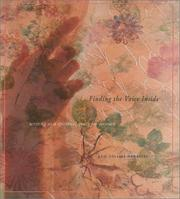 Cover of: Finding the Voice Inside