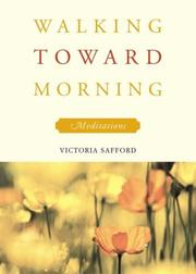 Cover of: Walking Toward Morning
