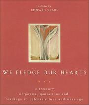 Cover of: We Pledge Our Hearts