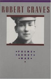 Cover of: Poems about war