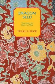 Cover of: Dragon seed