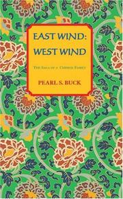 Cover of: East Wind, West Wind