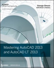 Cover of: Mastering Autocad 2013 And Autocad Lt 2013
