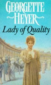 Cover of: Lady of Quality