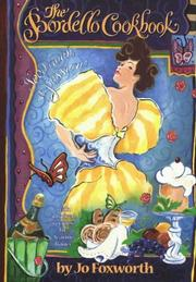 Cover of: The bordello cookbook