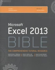 Cover of: Excel 2013 Bible