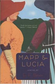 Cover of: Mapp and Lucia