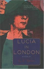 Cover of: Lucia