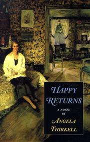 Cover of: Happy returns: a novel
