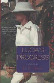 Cover of: Lucia triumphant