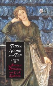 Cover of: Three score and ten: a novel