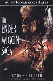 Cover of: The Ender Wiggin Saga: Includes Ender's Game/Speaker for the Dead/Exnocide
