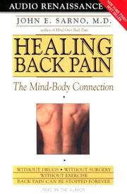 Cover of: Healing Back Pain