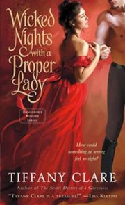Cover of: Wicked Nights With A Proper Lady