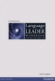 Cover of: Language Leader Workbook With Key And Audio Cd