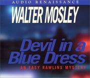 Cover of: Devil in a Blue Dress (Easy Rowlins Mysteries)
