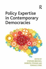 Cover of: Policy Expertise in Contemporary Democracies