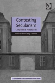 Cover of: Contesting Secularism Comparative Perspectives
