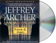 Cover of: Kane and Abel | Jeffrey Archer