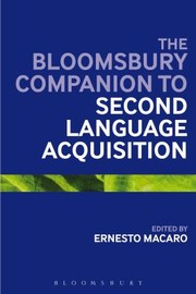 Cover of: Bloomsbury Companion To Second Language Acquisition