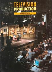Cover of: Television production