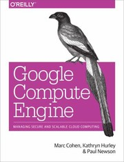Cover of: Google Compute Engine