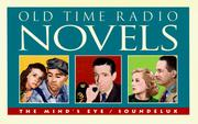 Cover of: Old Time Radio Novels/Audio Cassettes/the Maltese Falcon, the Grapes of Wrath, the Scarlet Pimpernel, Rebecca (Old-time Radio)
