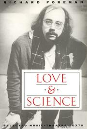 Cover of: Love & science | Stanley Silverman