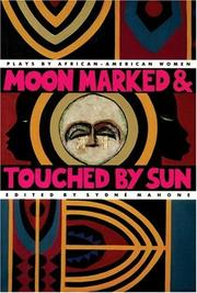 Cover of: Moon Marked and Touched by Sun