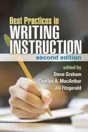 Cover of: Best Practices In Writing Instruction