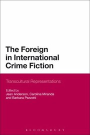 Cover of: The Foreign in International Crime Fiction