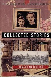 Cover of: Collected stories: a play