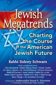 Cover of: Jewish Megatrends