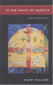 Cover of: In the heart of America, and other plays